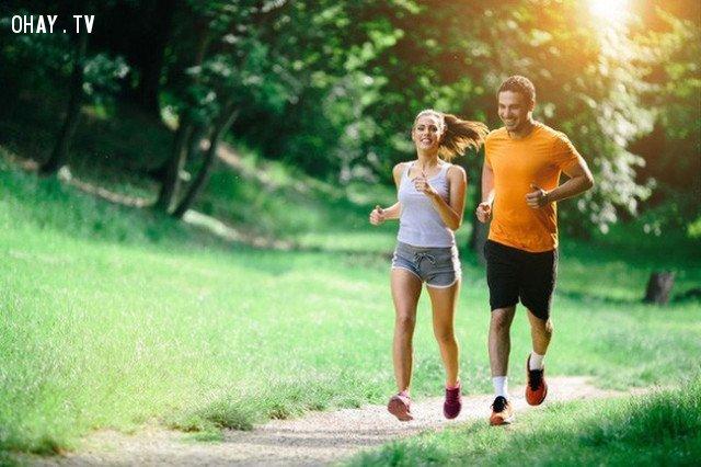 Cách rèn luyện sức khỏe khỏe mạnh, sống khỏe hằng ngày