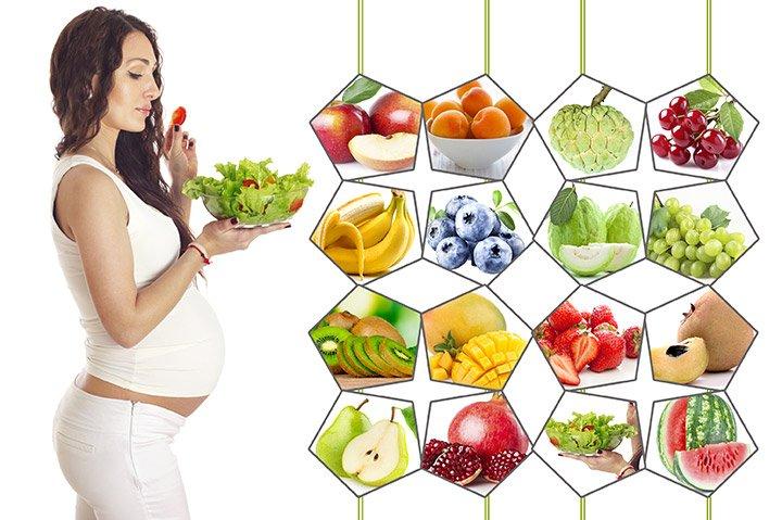Chế độ dinh dưỡng cho phụ nữ mang thai sao cho phù hợp