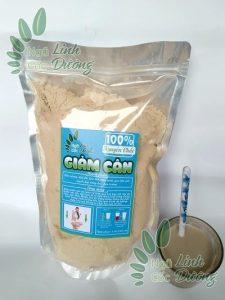 4.Bột ngũ cốc giảm cân cấp tốc Linh Dương