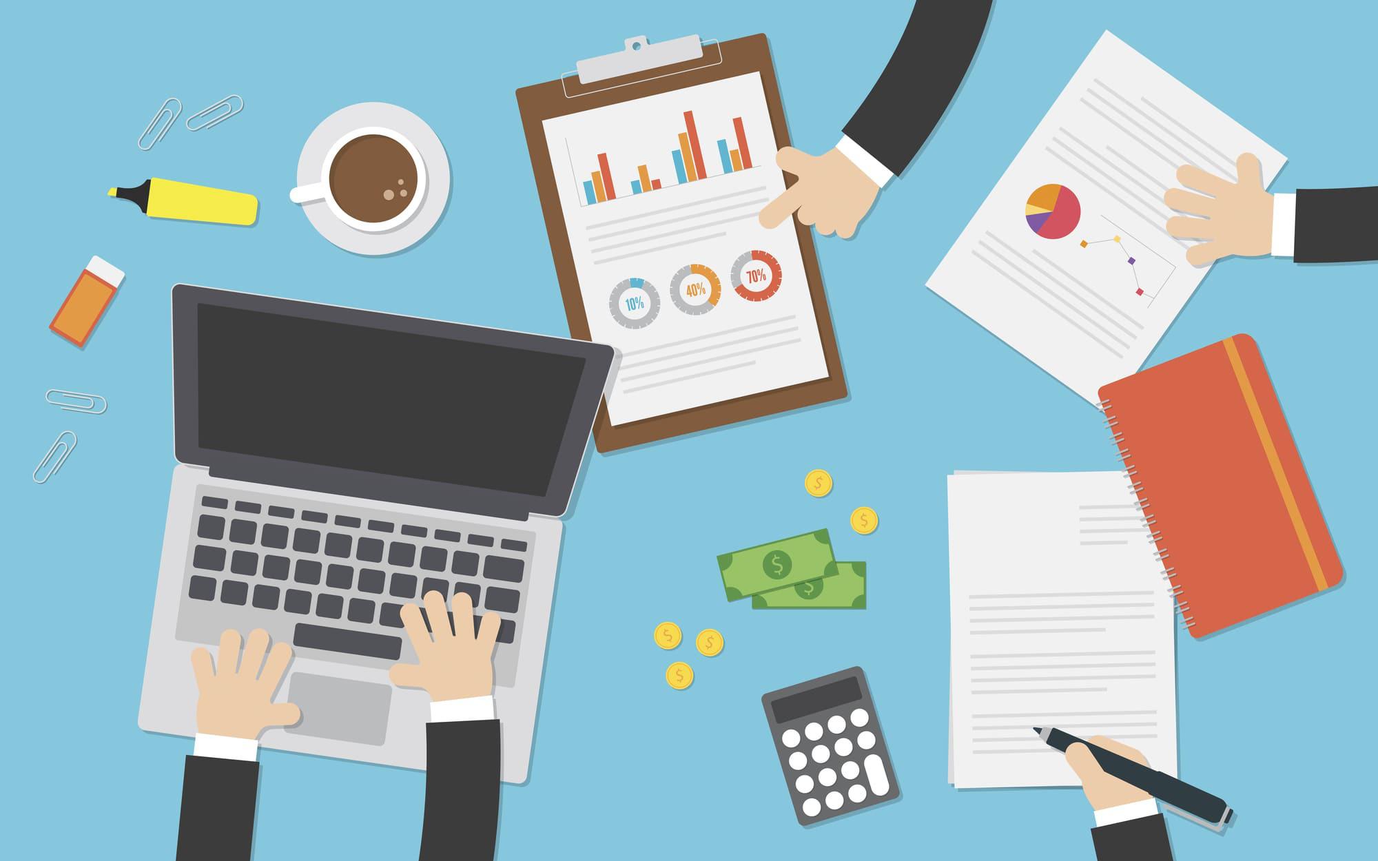Tổ chức tài chính doanh nghiệp (Corporate Financial Institution) là gì?  Nguyên tắc và nội dung