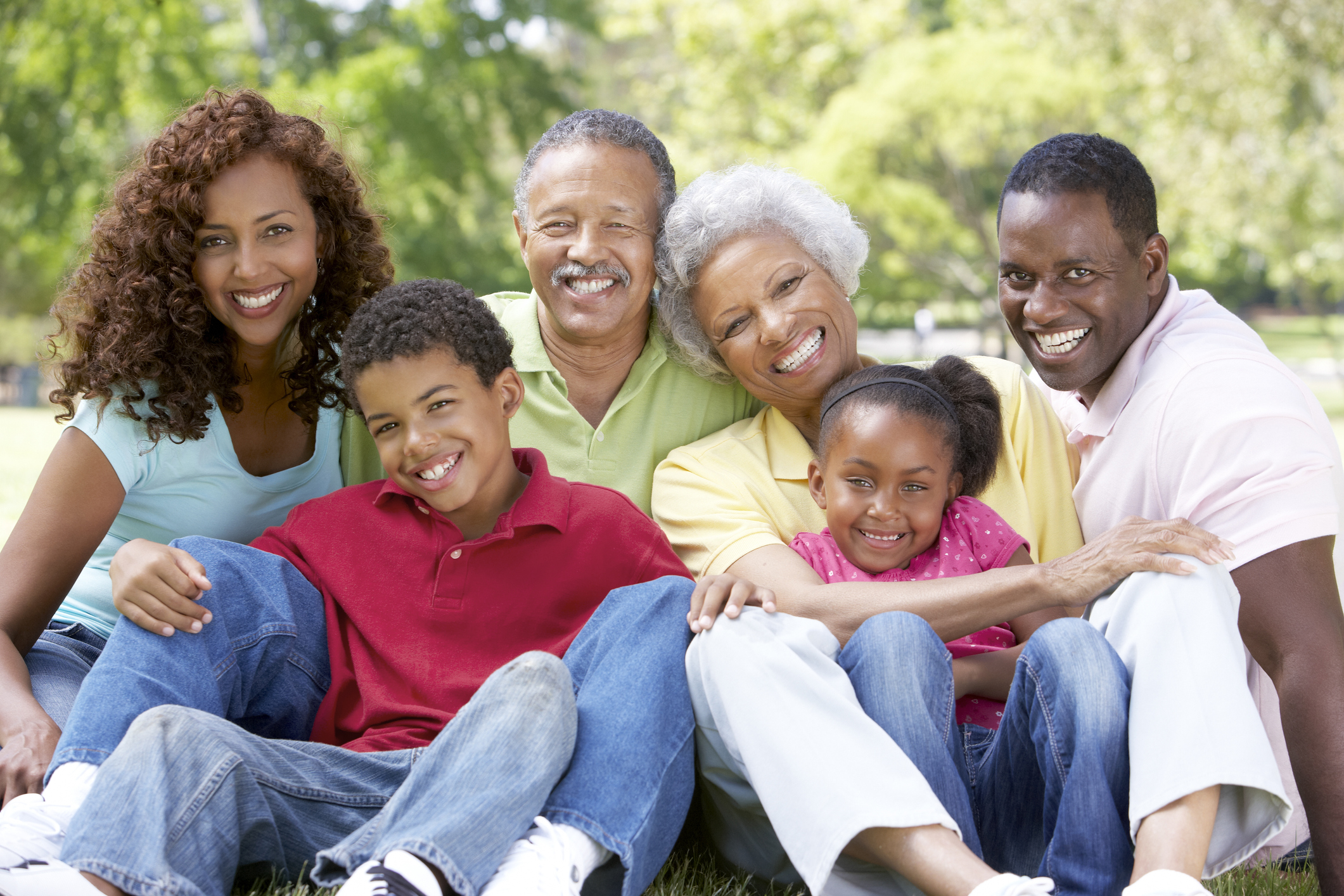 Definition of Extended Families