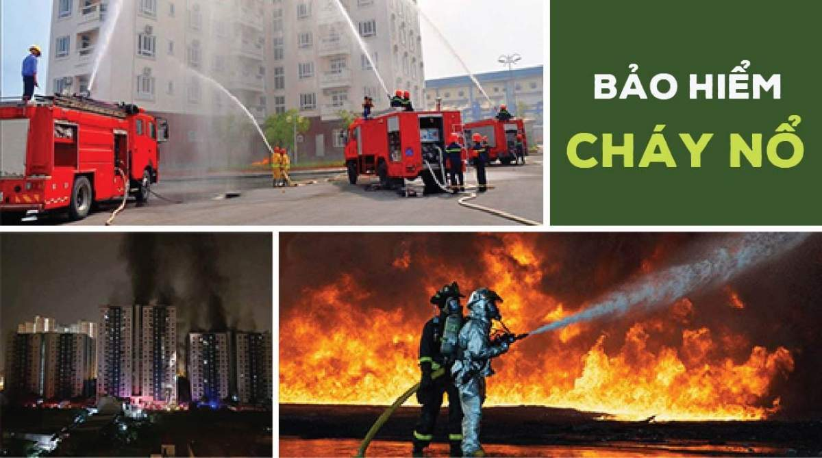 Bảo hiểm cháy nổ là gì?