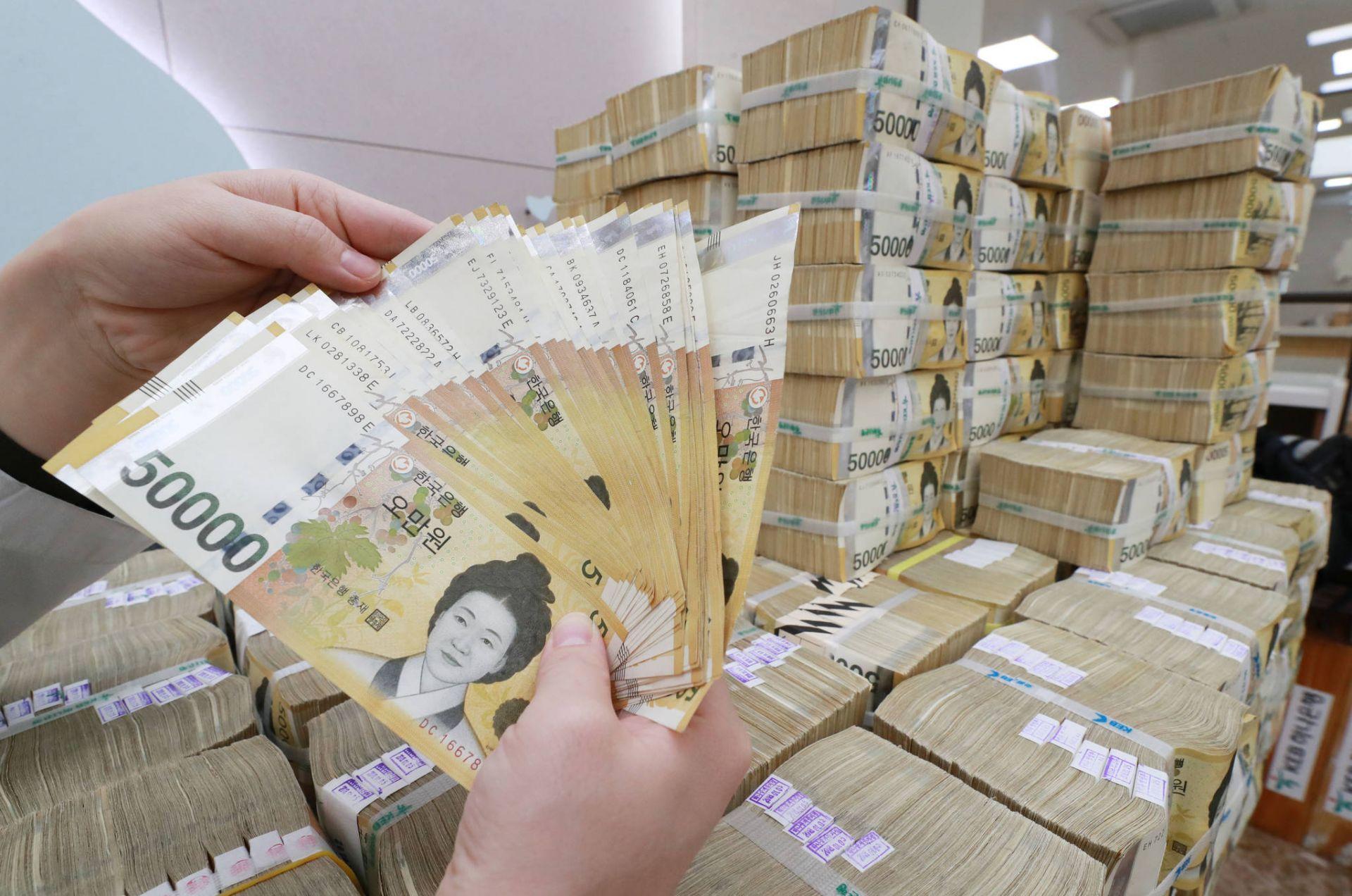 Hàn Quốc: Hoán đổi tiền tệ với Mỹ giúp ổn định thị trường ngoại hối   Tài  chính   Vietnam+ (VietnamPlus)
