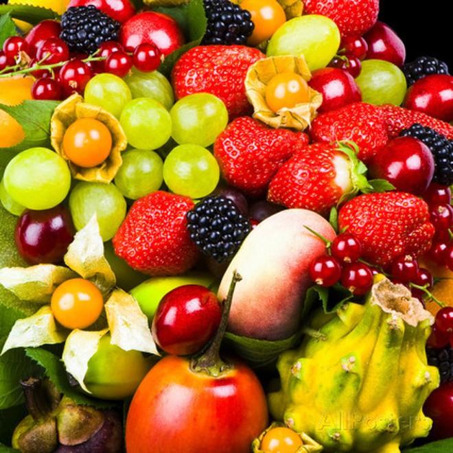 Các loại rau quả tốt cho da mụn