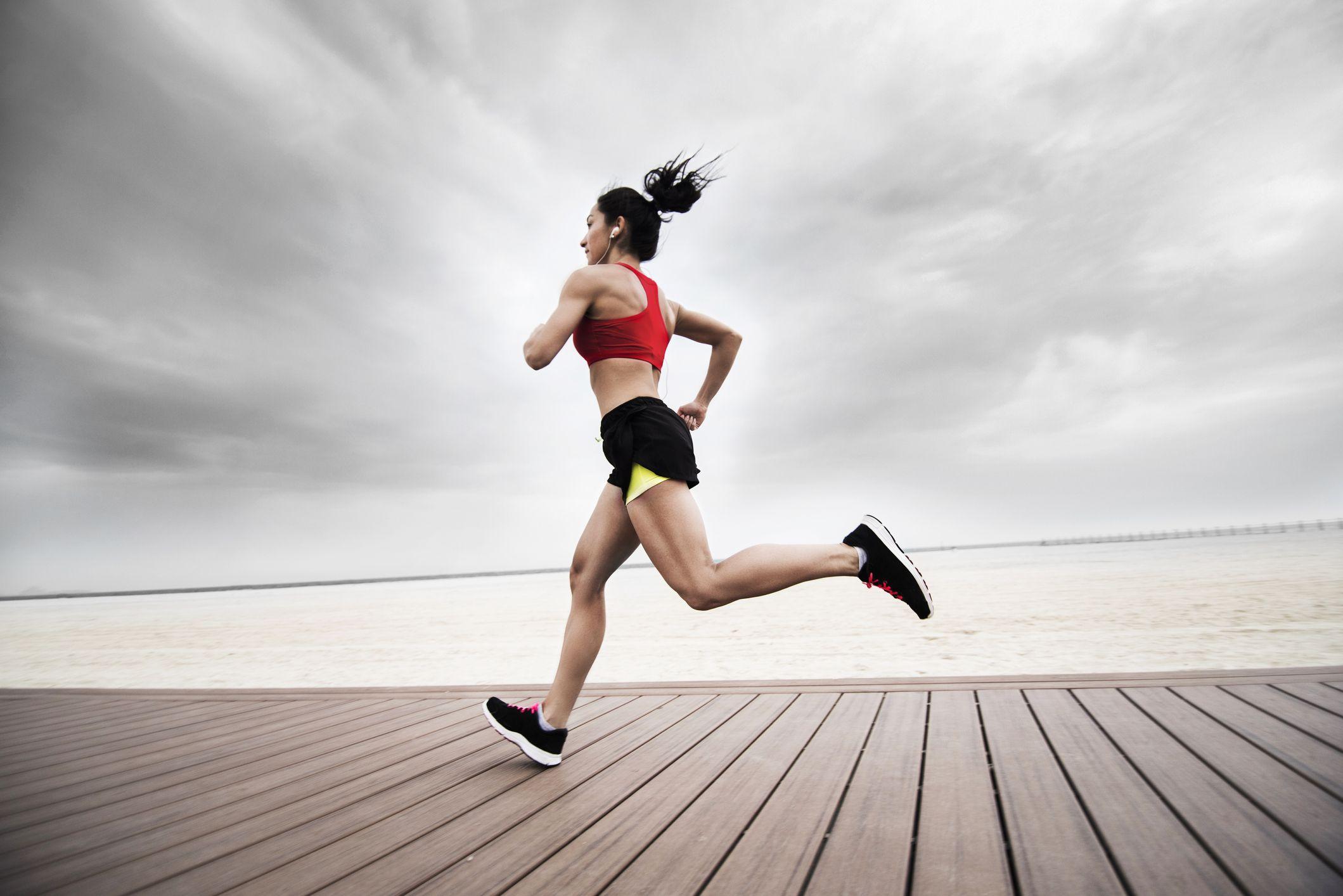 Tác dụng thần kỳ của việc chạy bộ